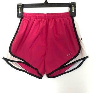 Pink Nike Tempo Shorts